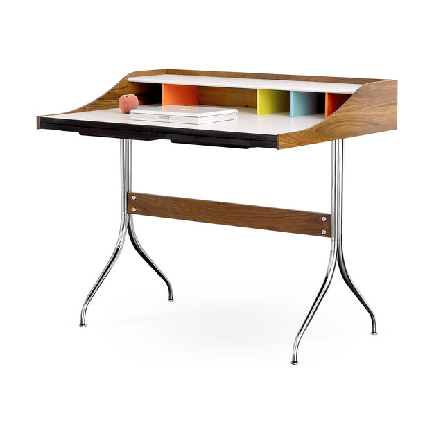 Nelson™ Swag Leg Desk in color