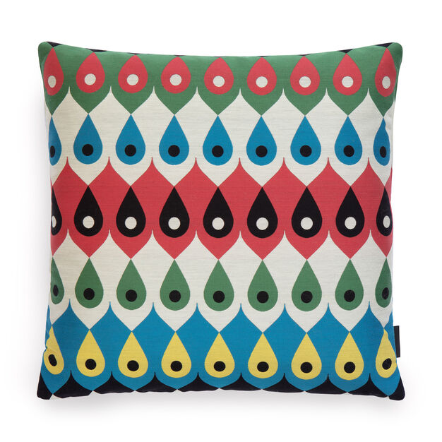 Maharam Amulet Pillow by Sonnhild Kestler in color