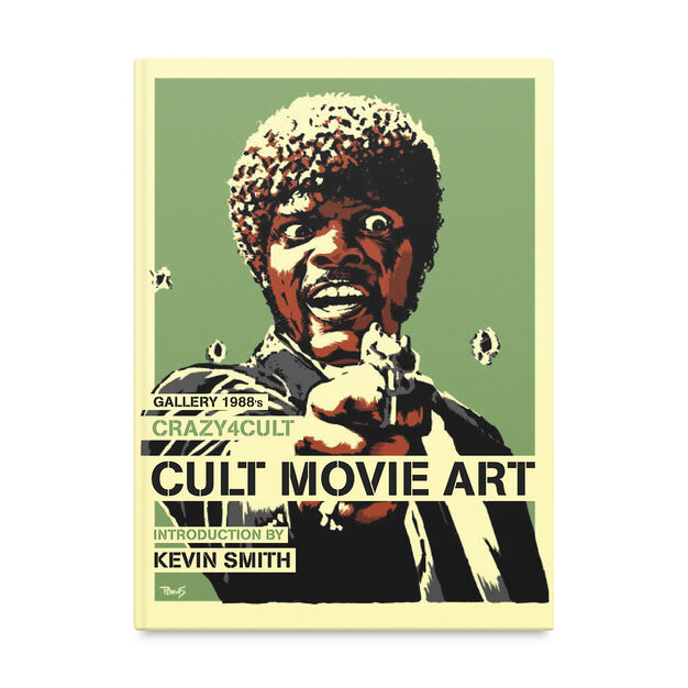 Crazy 4 Cult: Cult Movie Art in color