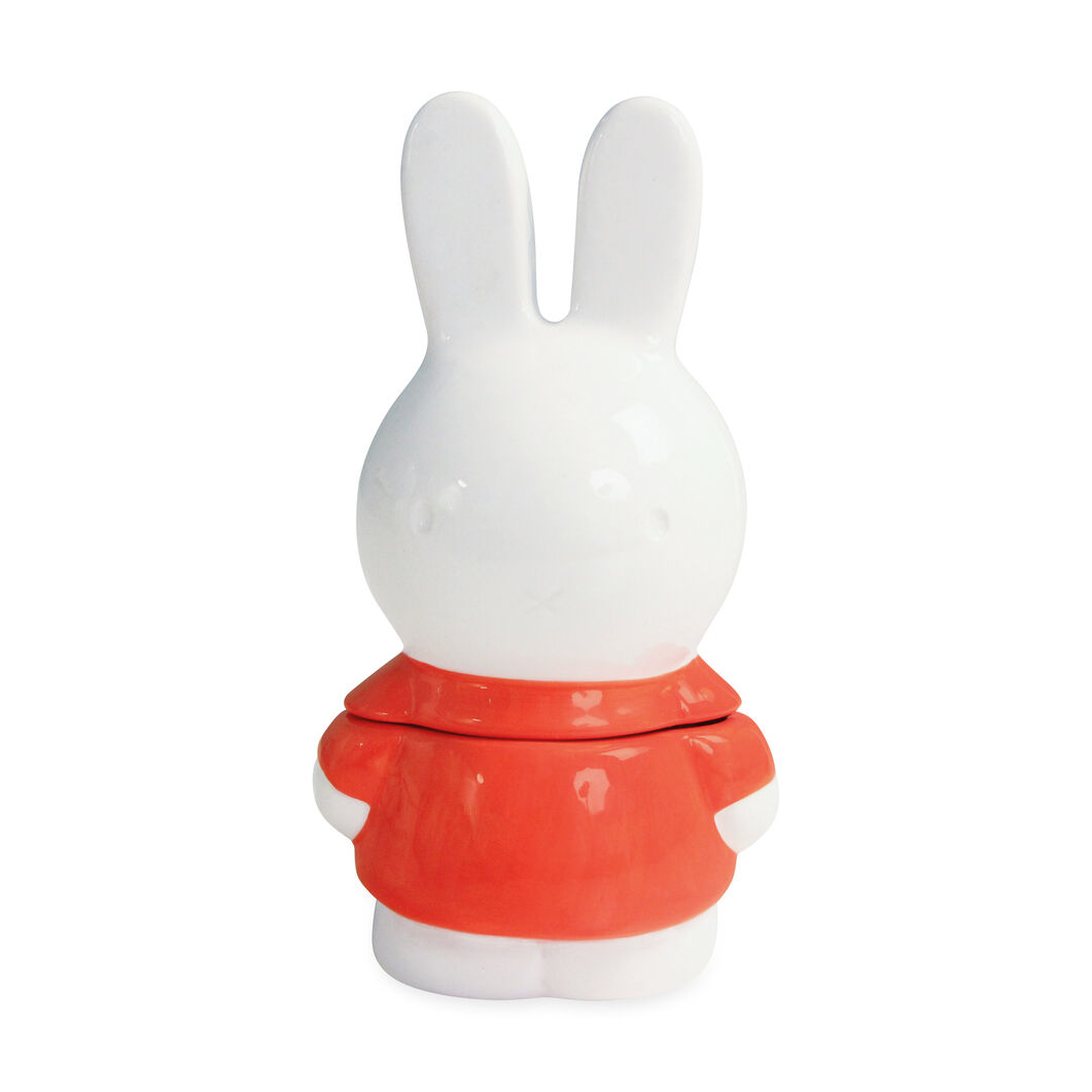 Miffy Candy Jar in color