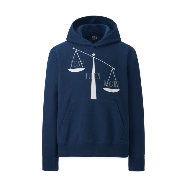 UNIQLO Matthew Brannon Hoodie in color