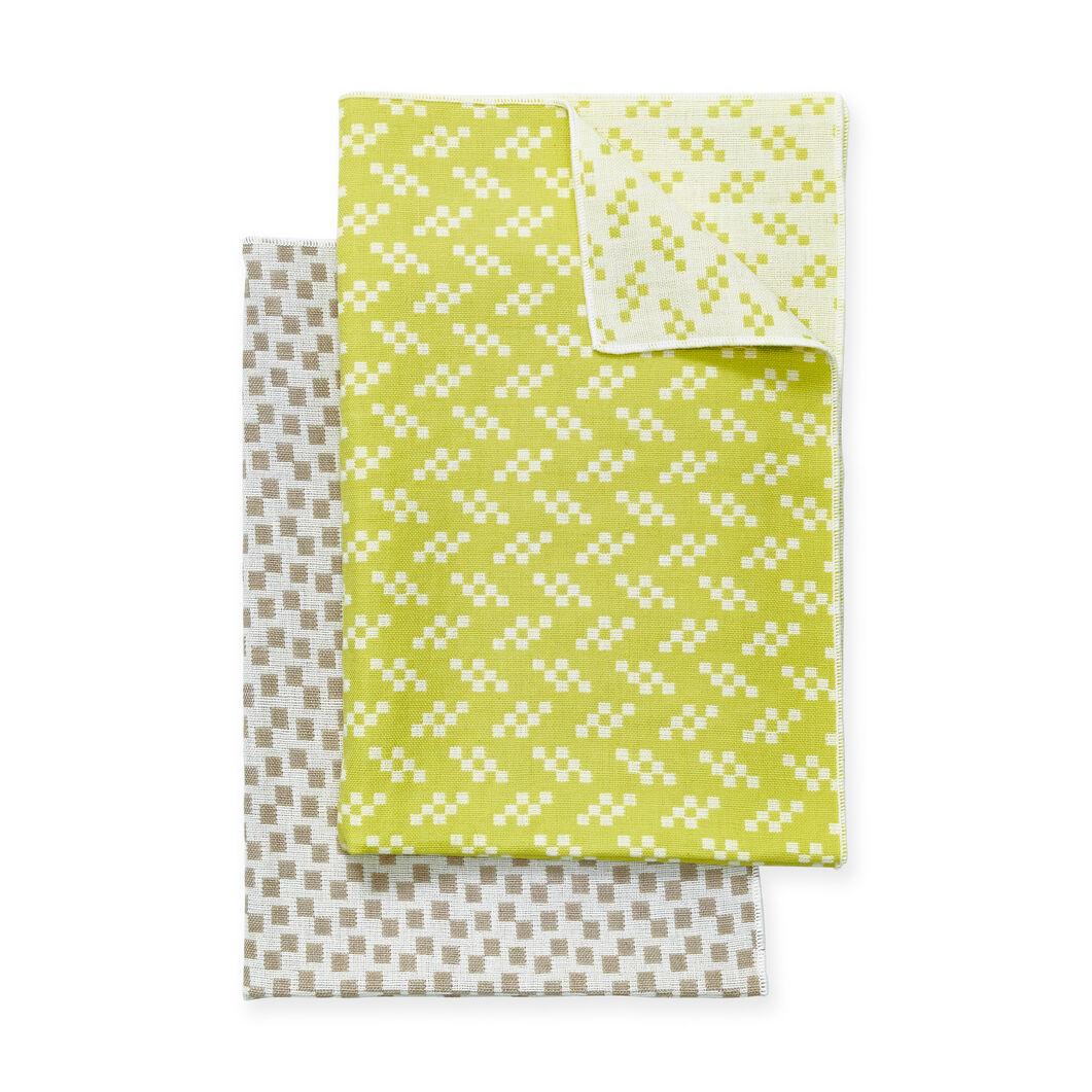Bitmap Tea Towels S/2 in color