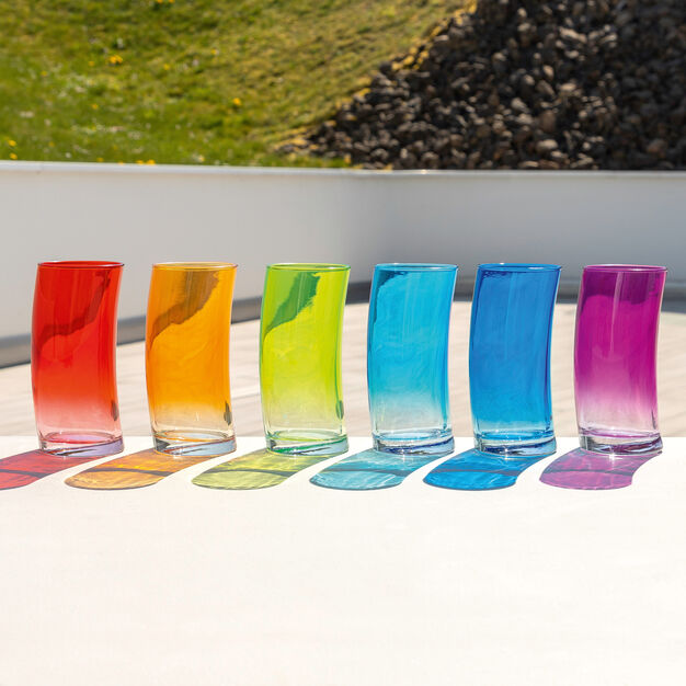 Swing Tumblers - Set of 6 in color