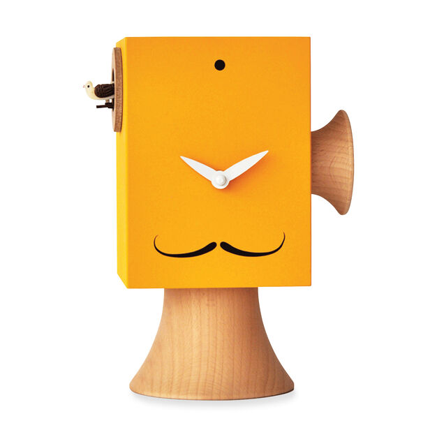 Dali Cuckoo Clock in color