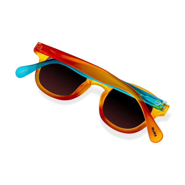 IZIPIZI for MoMA Sunglasses in color Yellow