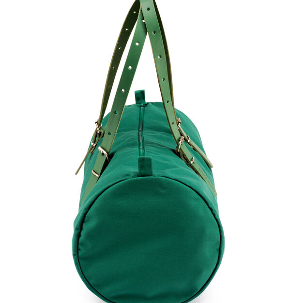 DUFFLE-CO Bag in color Green
