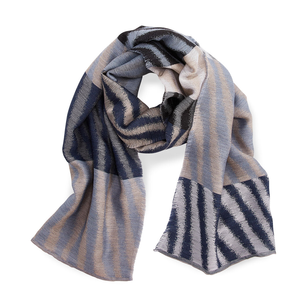 Cristal Wool Scarf in color
