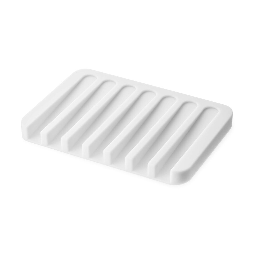 Flow Silicone Soap Tray in color