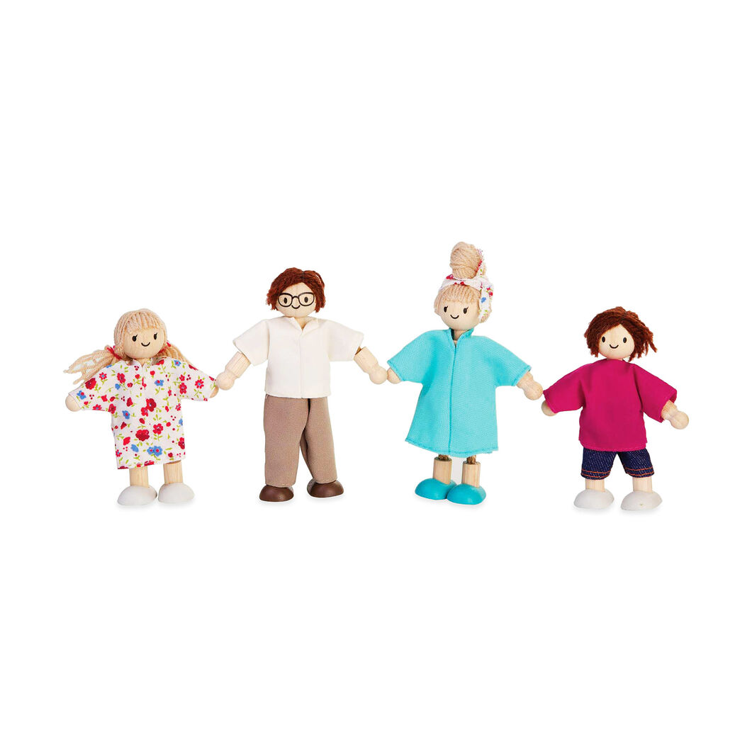Carter Doll Family in color