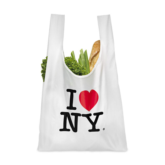 I (HEART) NY Reusable Bag in color