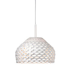 Tatou Pendant Light in color White