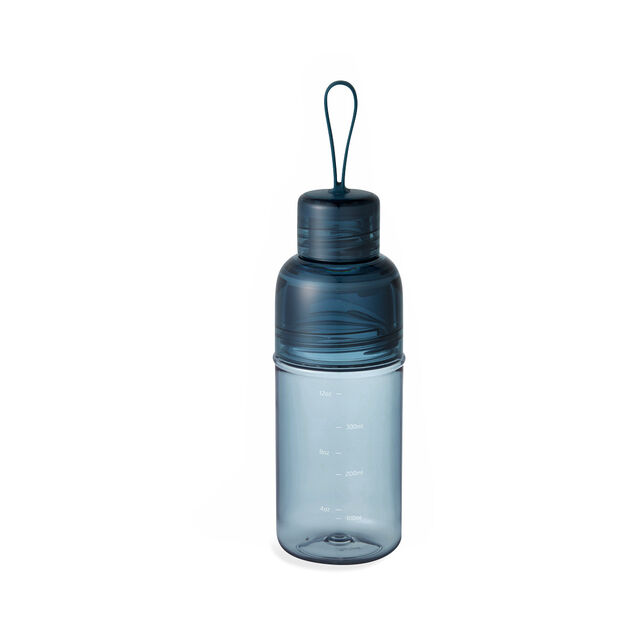 Kinto Workout Water Bottle in color Navy