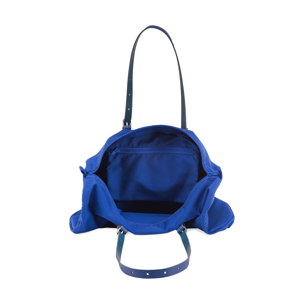 DUFFLE-CO Bag in color Blue