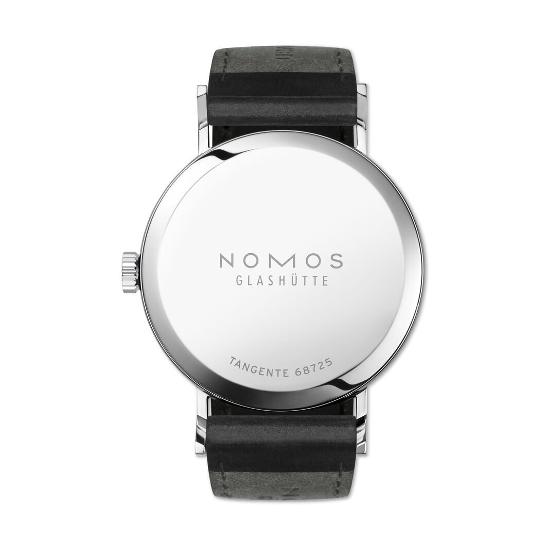 Nomos Tangente Watch in color White