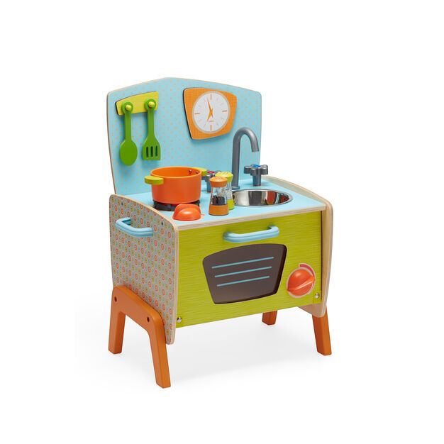 Gaby's Kitchen Set in color