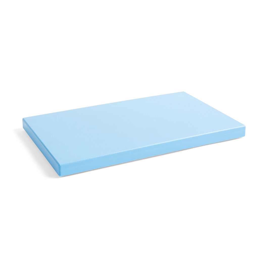 HAY Rectangular Chopping Boards in color Light Blue