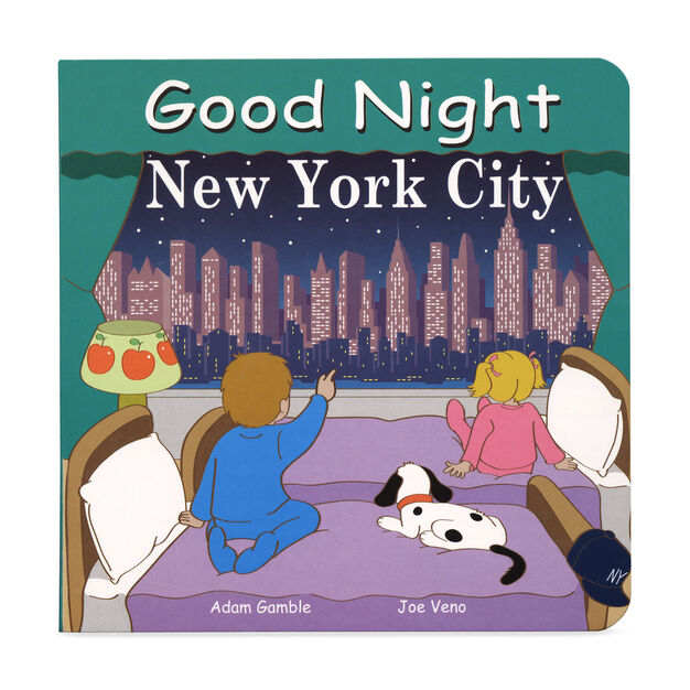 Good Night New York City in color