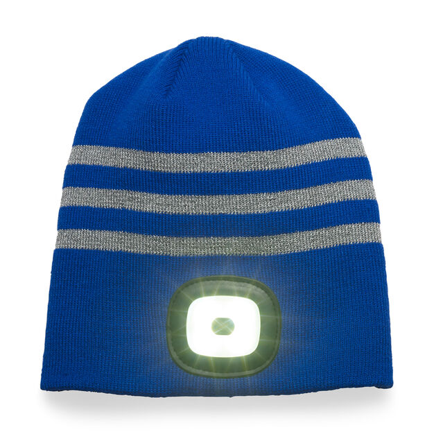 Kids' X-Cap Light Up Hat in color Blue