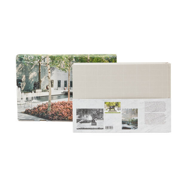 Oasis in the City: The Abby Aldrich Rockefeller Sculpture Garden at The Museum of Modern Art - Hardcover in color