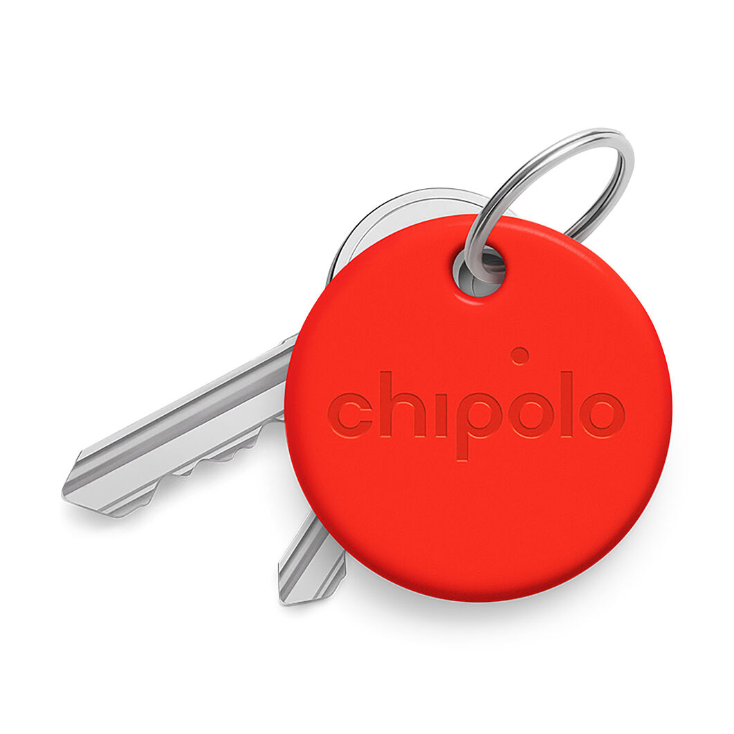 Chipolo ONE Tracker in color Red