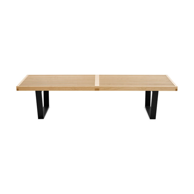 "60"" Nelson Platform Bench in color Wood"