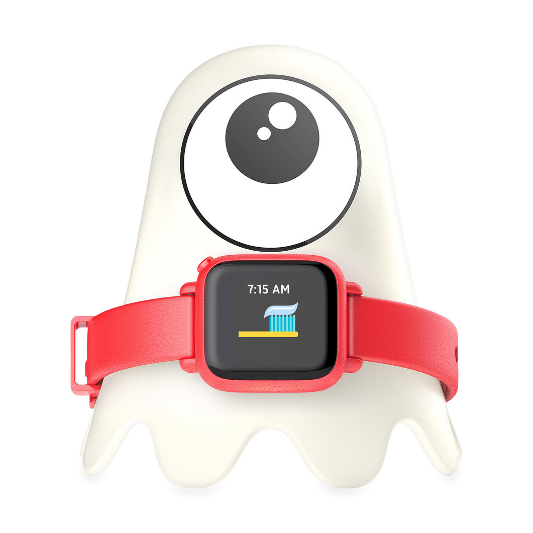 Octopus Watch & Companion Nightlight in color