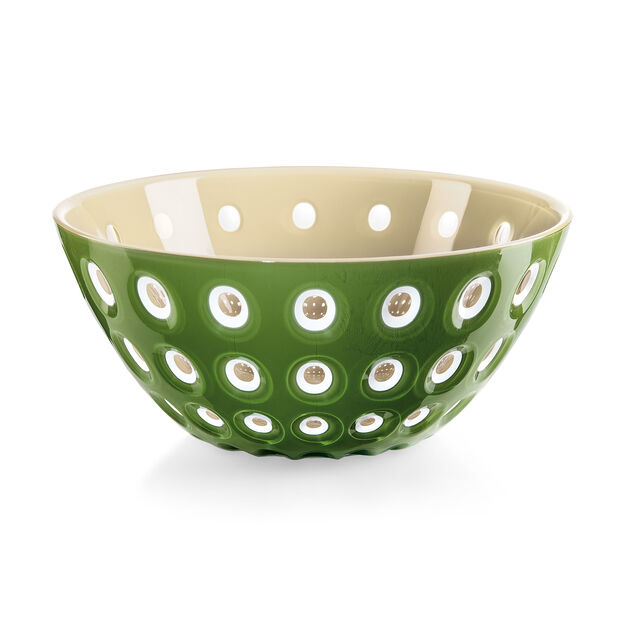 Le Murrine Bowl in color Green/ Sand