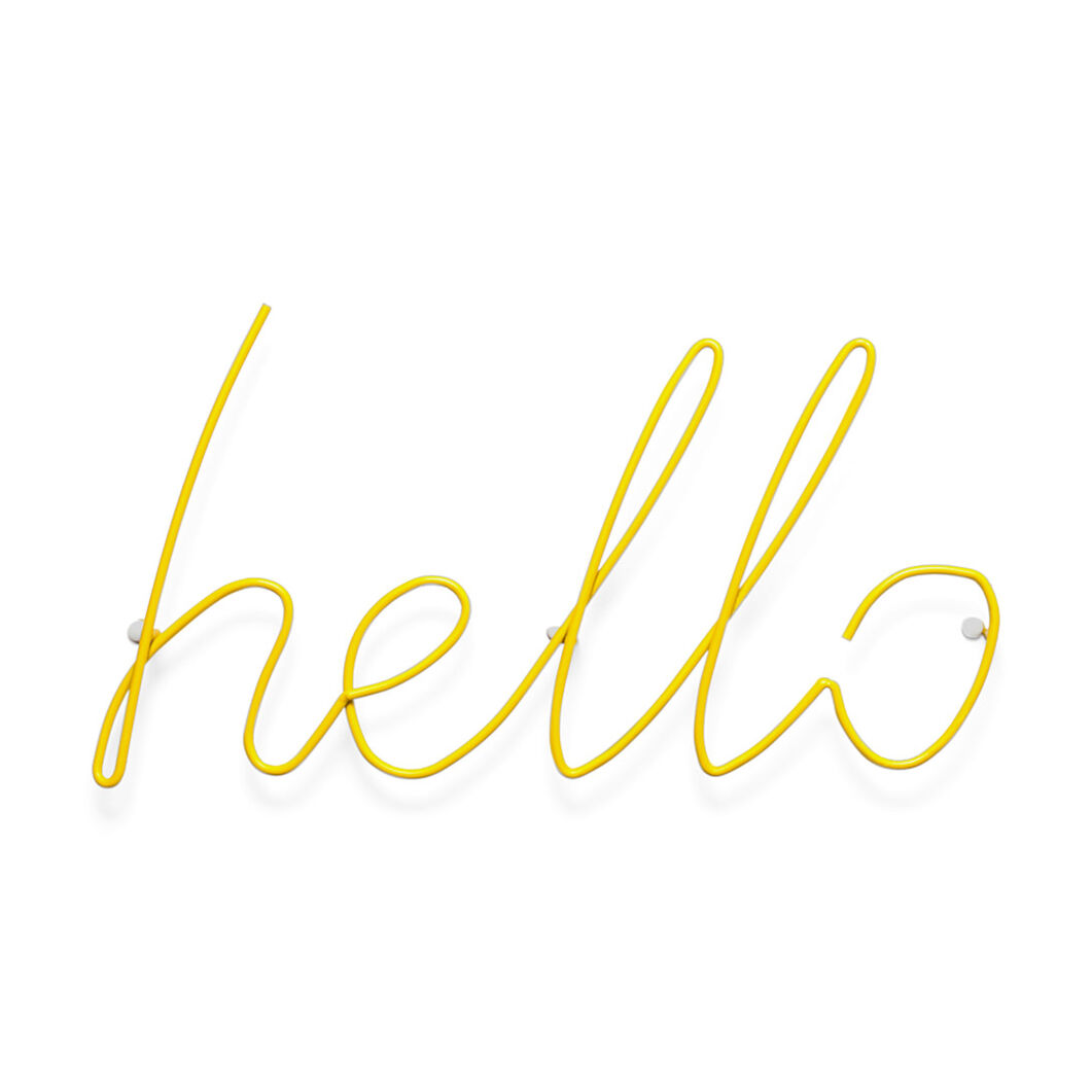 Hello Coat Rack | MoMA Design Store