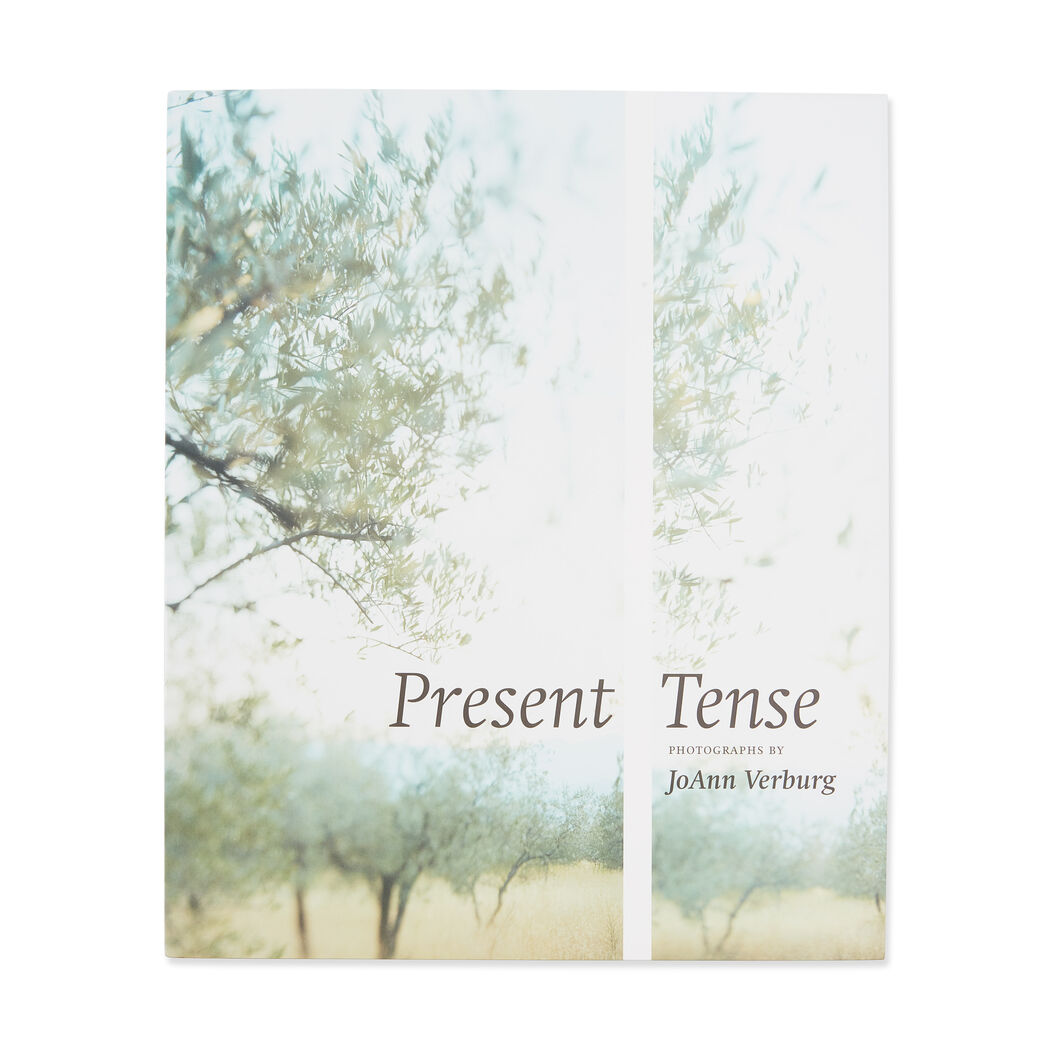 Present Tense: Photographs by JoAnn Verburg (HC) in color