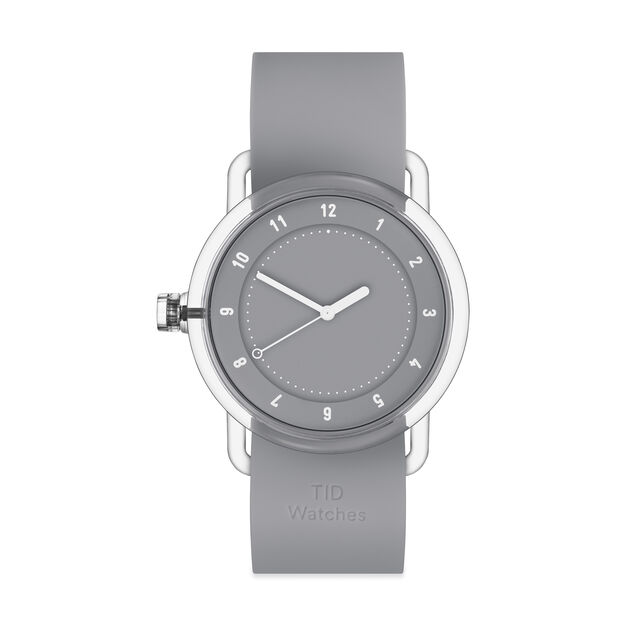 TID Watch No. 3 in color Grey