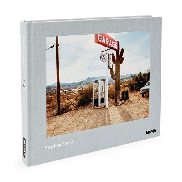 Stephen Shore in color