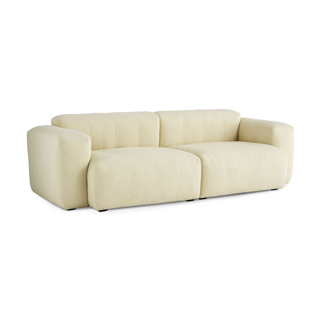 HAY Mags Soft Low Sofa in color Cream
