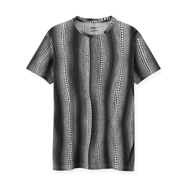 UNIQLO Yayoi Kusama Squid T-Shirt Medium in color Black