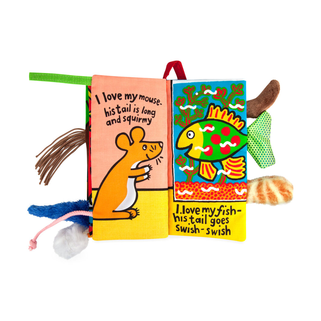 Pet Tails Book in color