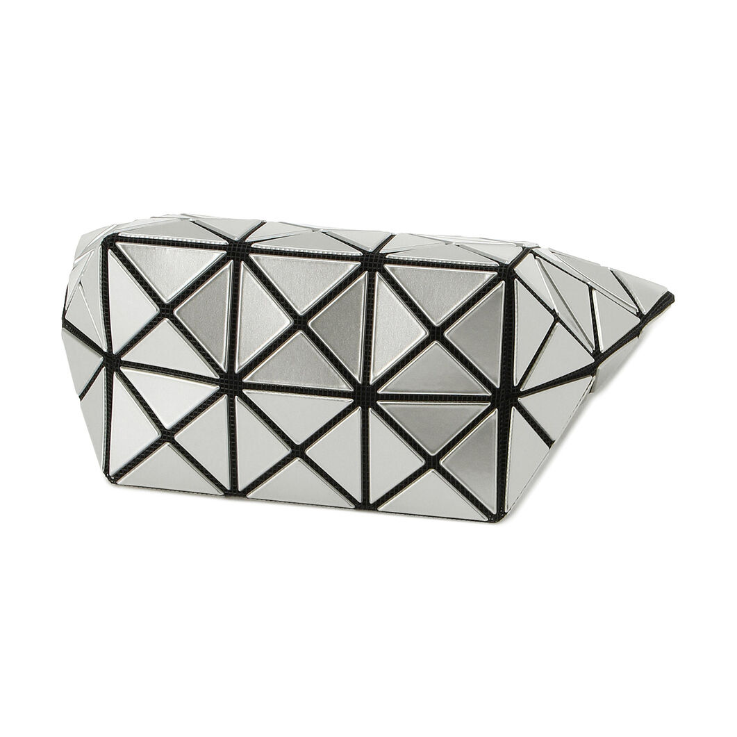 BAO BAO ISSEY MIYAKE Prism Pouch in color Black