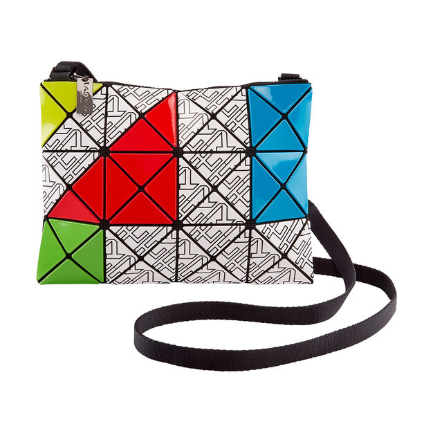 BAO BAO ISSEY MIYAKE Lucent for MoMA Crossbody Bag in color Multi