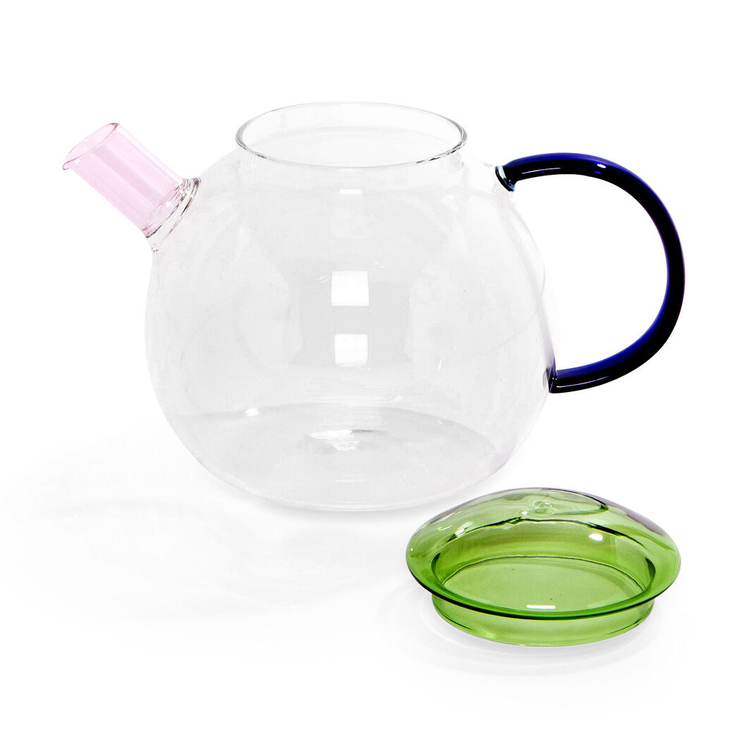 Bubble Teapot in color