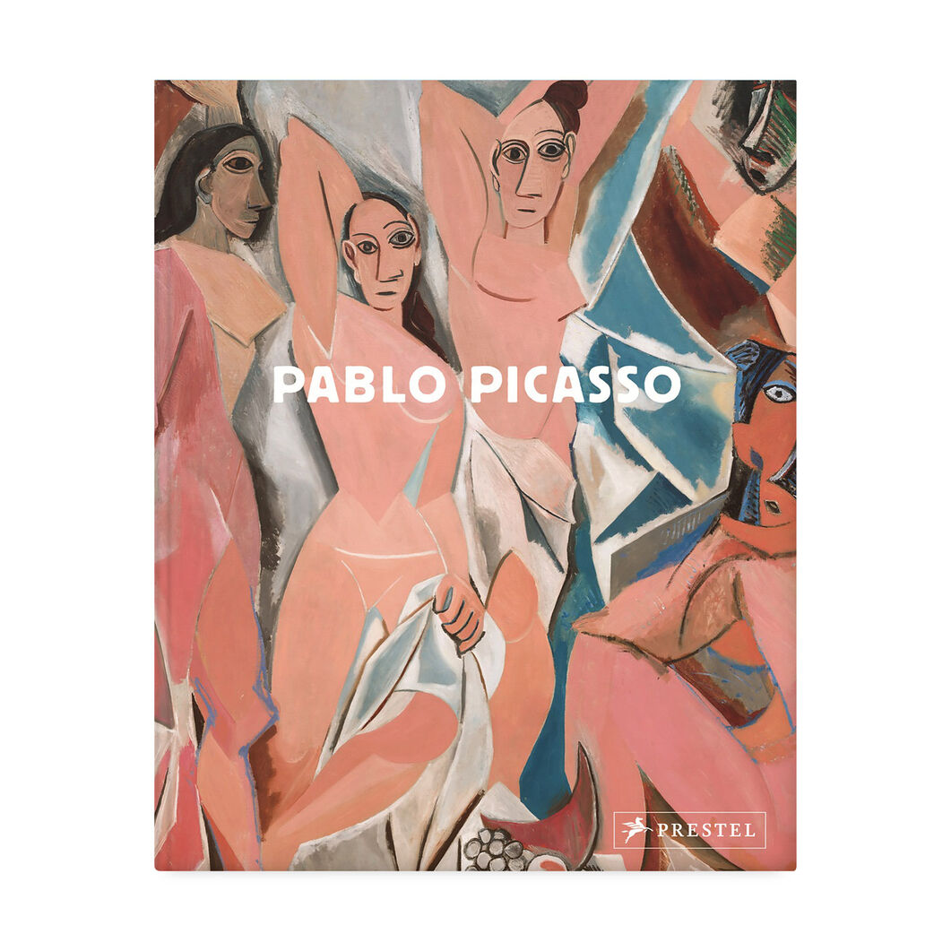 Pablo Picasso in color