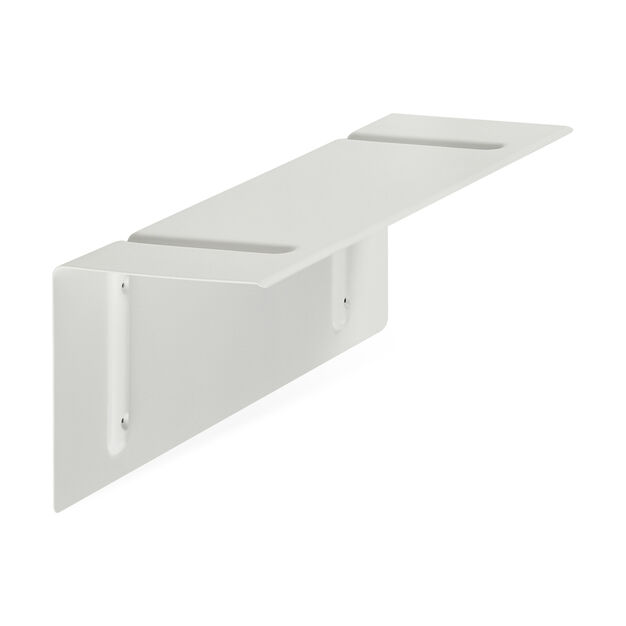 HAY Brackets Included Shelf White in color White
