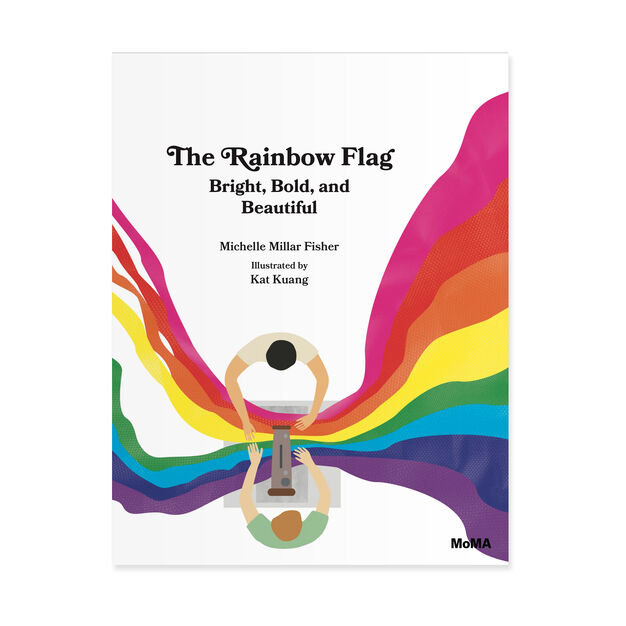 The Rainbow Flag: Bright, Bold, and Beautiful in color