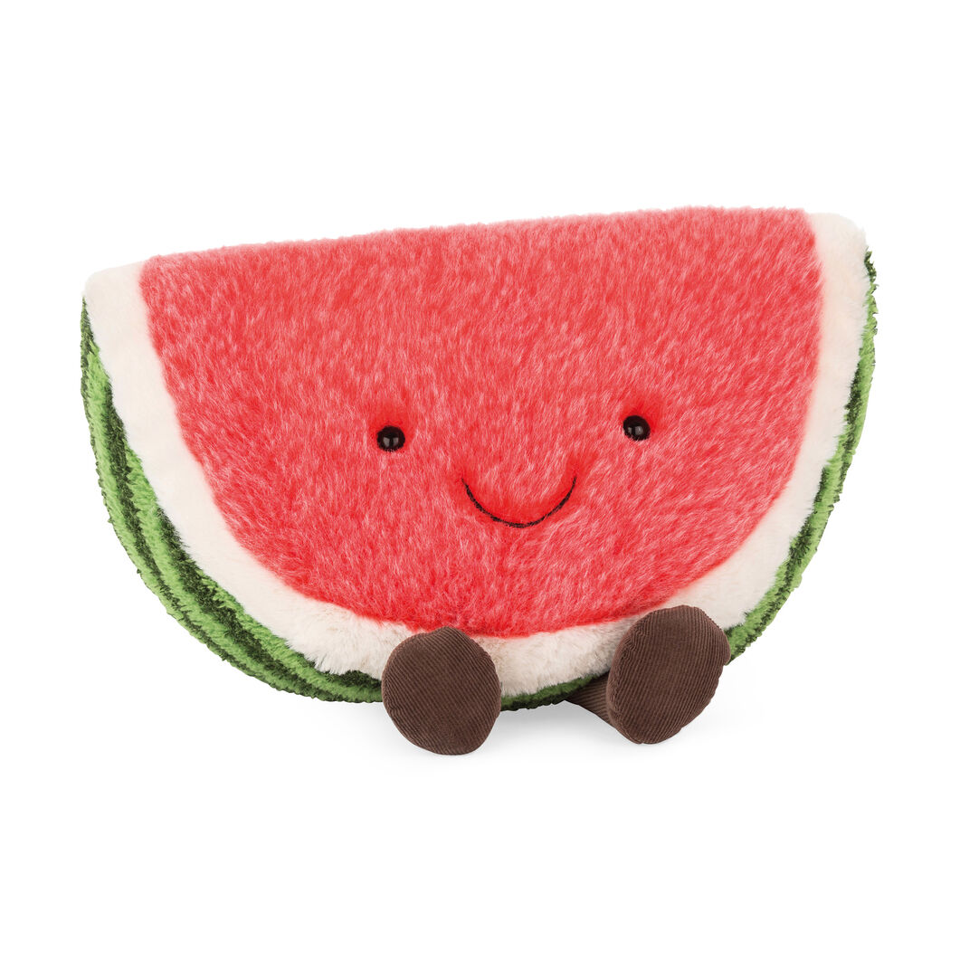 Amuseable Plush Pals in color Watermelon