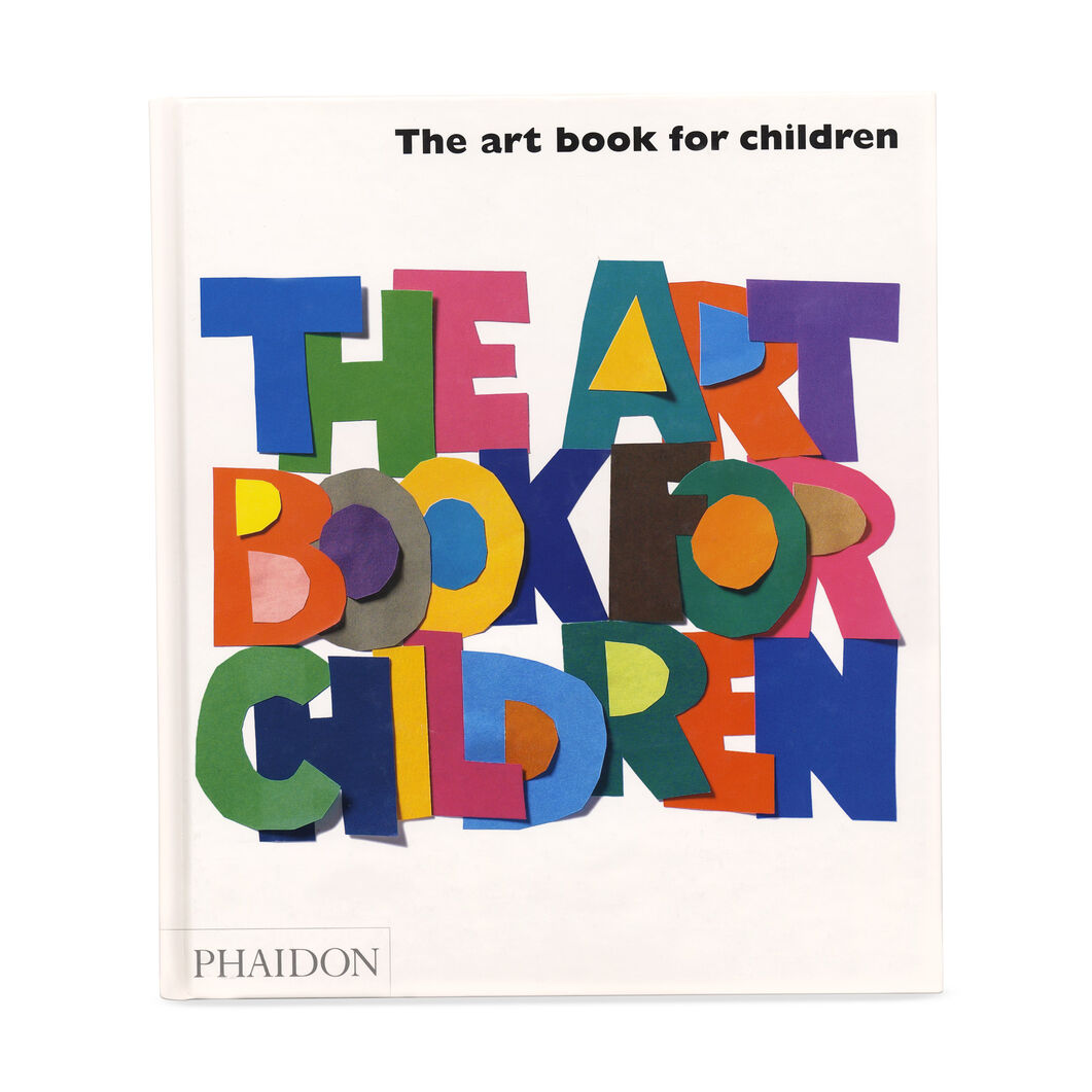 First Edition The Art Book for Children in color