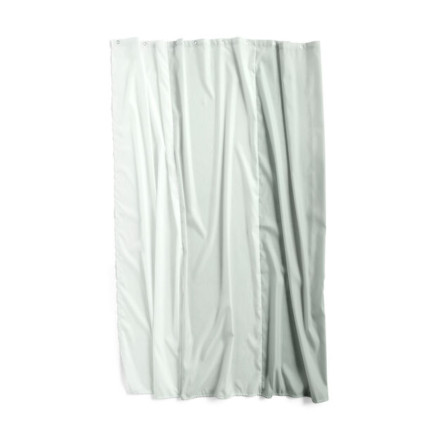 HAY Aquarelle Shower Curtain in color Green