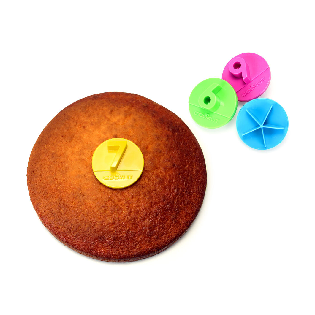 Party Boxe Cake Divider - Set of 4 in color