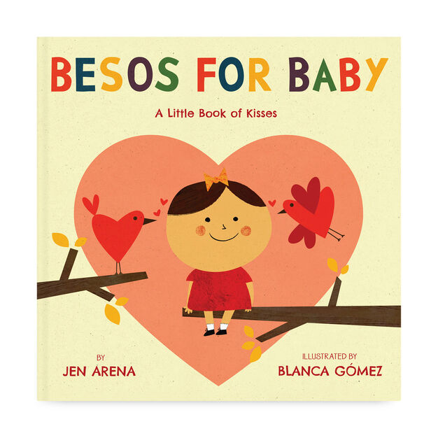 Besos for Baby in color