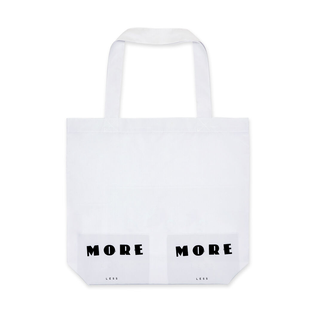 Rosemarie Trockel Parley for the Oceans Tote in color