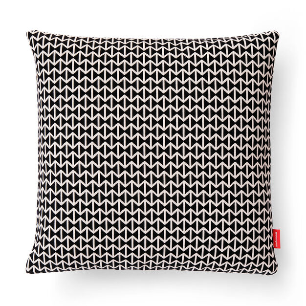 Double Triangles Pillow in color