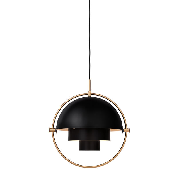 Multi-Lite Pendant Lamp in color