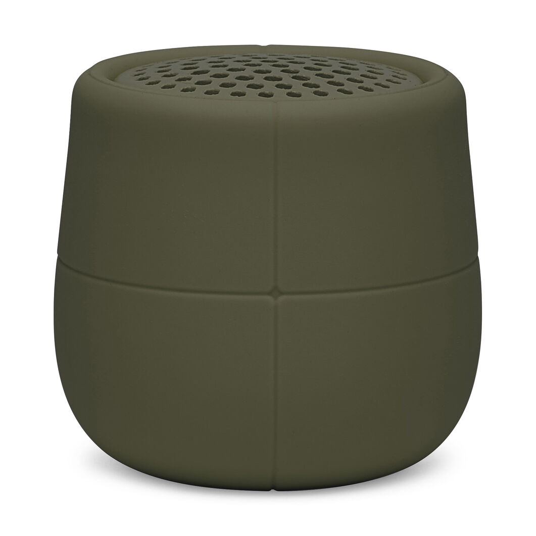 Lexon Mino X Waterproof Speaker in color Green
