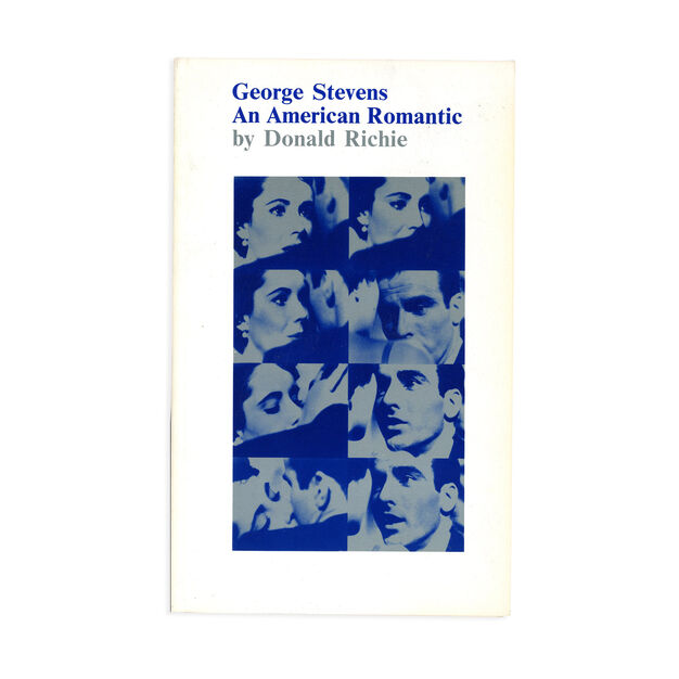 George Stevens An American Romantic - Paperback in color